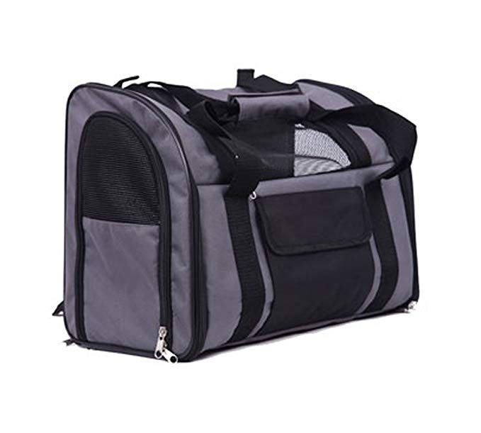 Iconic Pet Furry Go Luxury Pet Travel Backpack/Carrier