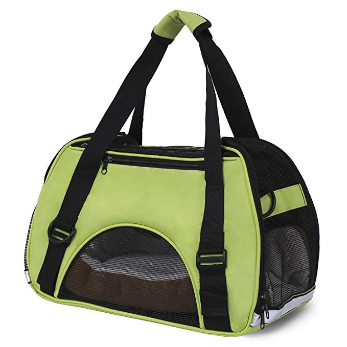 Pedy Comfort Carrier Soft-Sided Pet Carrier
